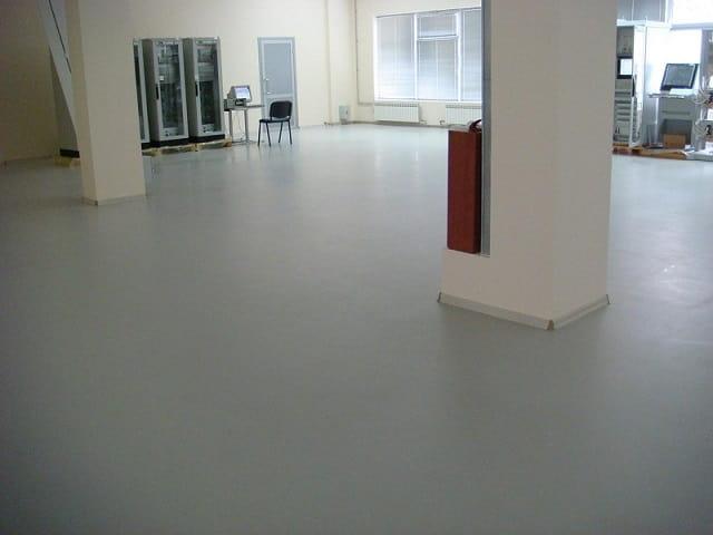 Self-leveling Floor